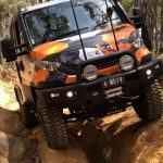 4WD Adventuring with Simon Christie