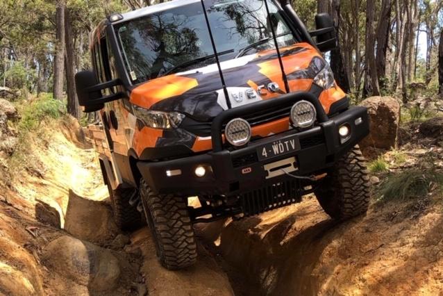 4WD Adventuring with Simon Christie