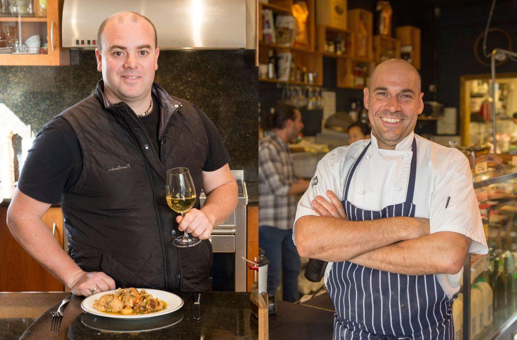 Cacciatori in Cucina with Daniel Airo-Farulla and Riccardo Momesso