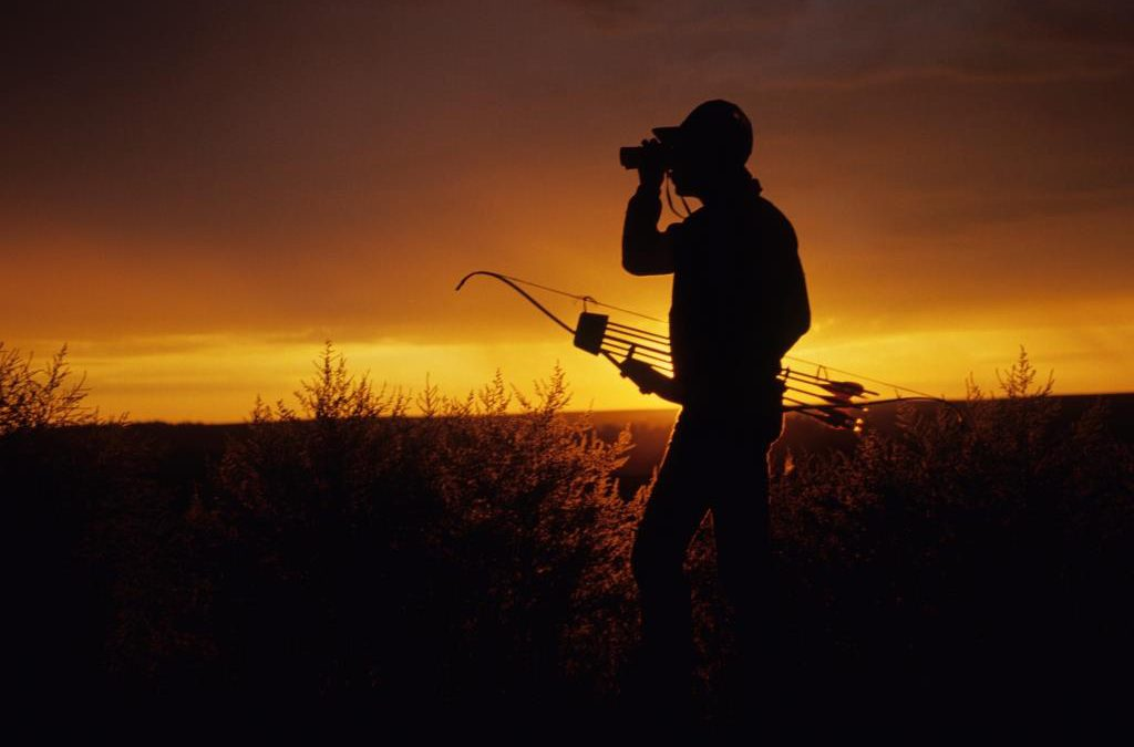 Basics in Bow Hunting with Dave Fent