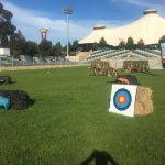 3D Archery Range