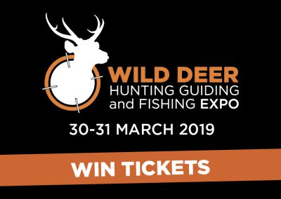 Wild Deer WIN TICKETS3