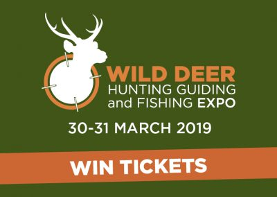 Wild Deer WIN TICKETS4