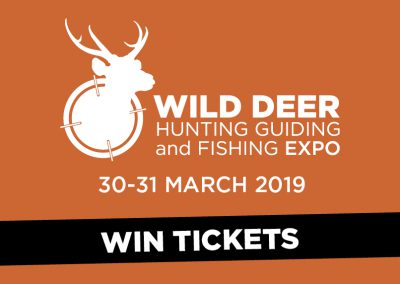 Wild Deer WIN TICKETS5